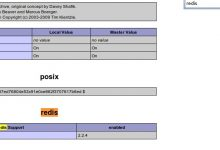 PHP 使用 Redis-mbku